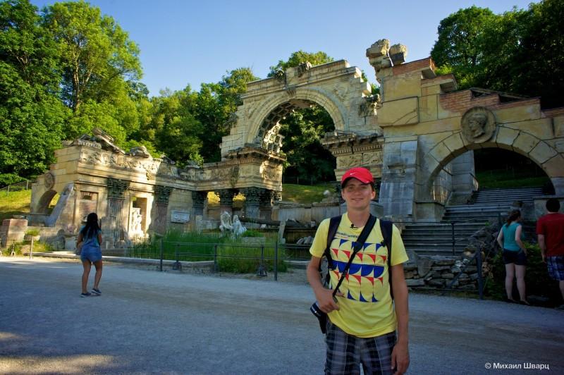 Римские руины (Die Römische Ruine)