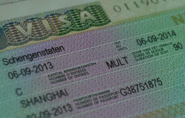 Оформление шенгенских виз россиянам