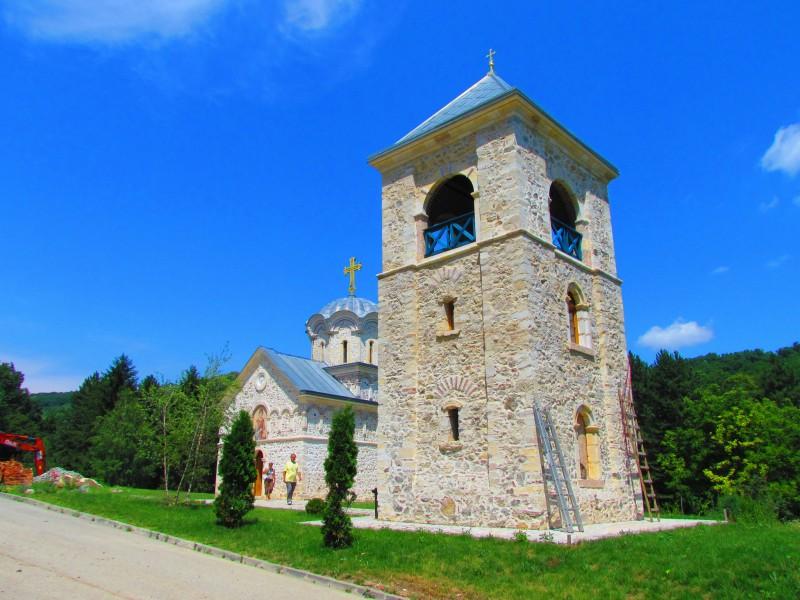Монастырь Старое Хопово