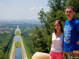 Как мы ездили в итальянский Версаль — дворец Казерта