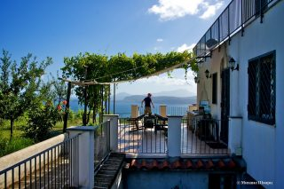 Домик в виноградниках около Неаполя