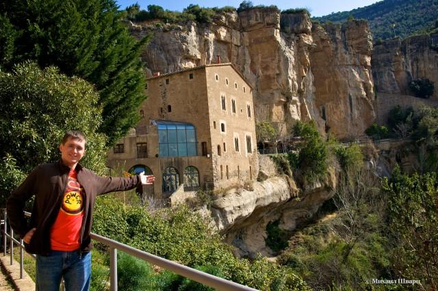 Монастырь Sant Miquel del Fai