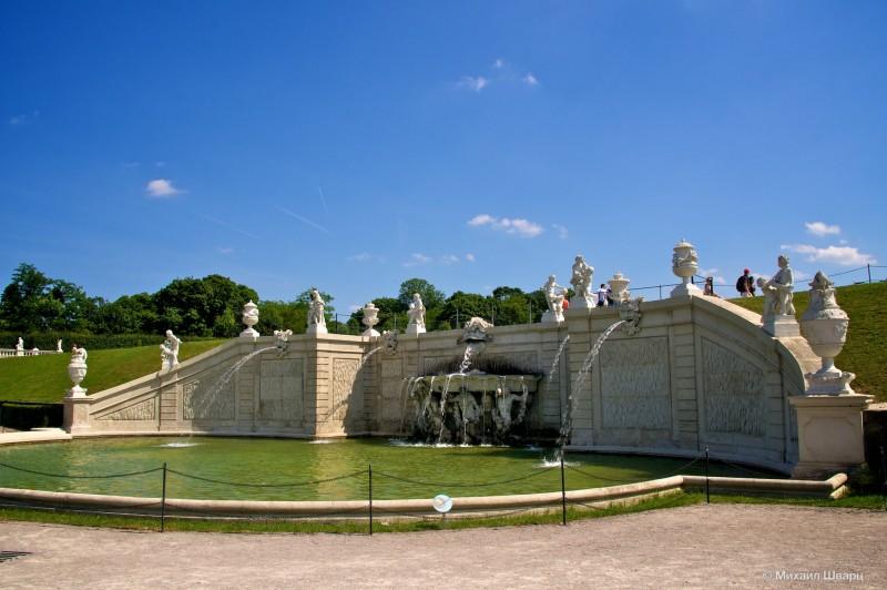 Нижний фонтан