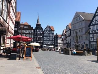 Немецкая дорога сказок (рассказ Uraza Bairam)