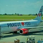 Самолет до Рима