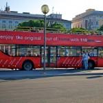 Остановка экскурсионных автобусов