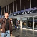 В Пражском аэропорту