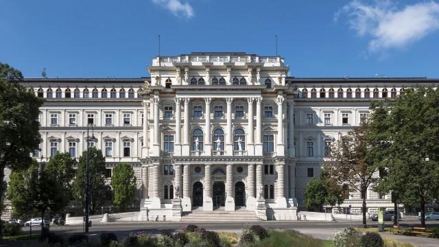 Дворец правосудия (Justizpalast)
