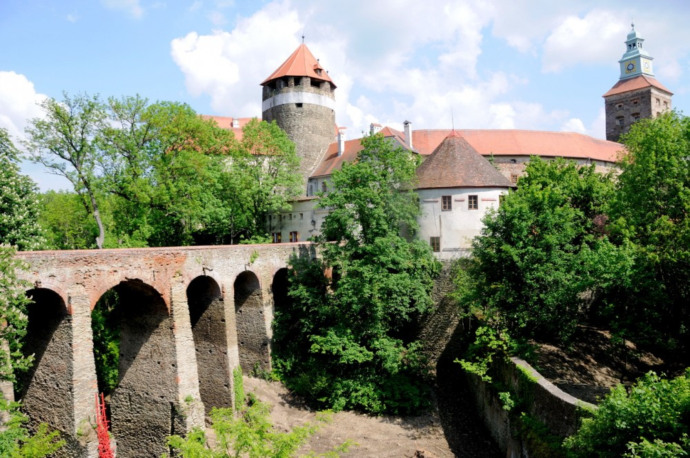 Замок Шлайнинг (Burg Schlaining)
