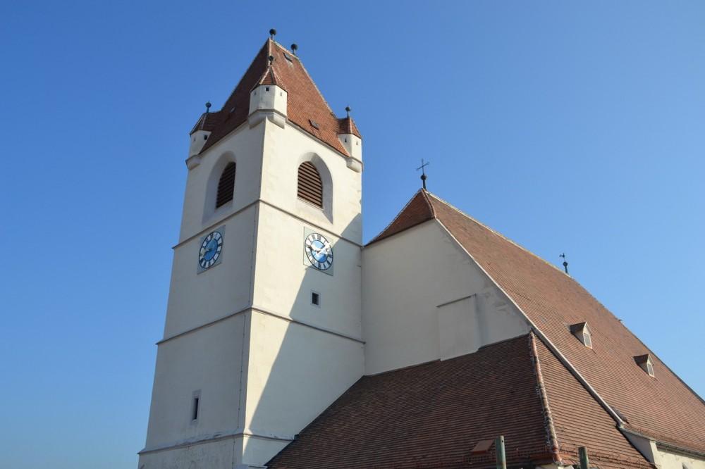 Римско-католический кафедральный собор Святого Мартина в Айзенштадте
