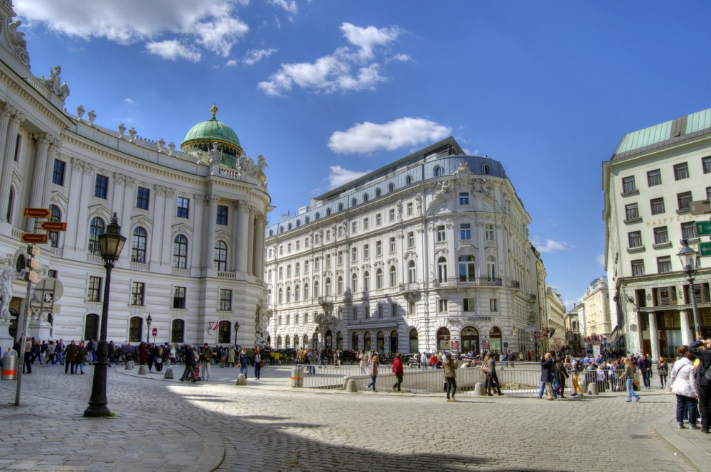 Площадь Святого Михаила