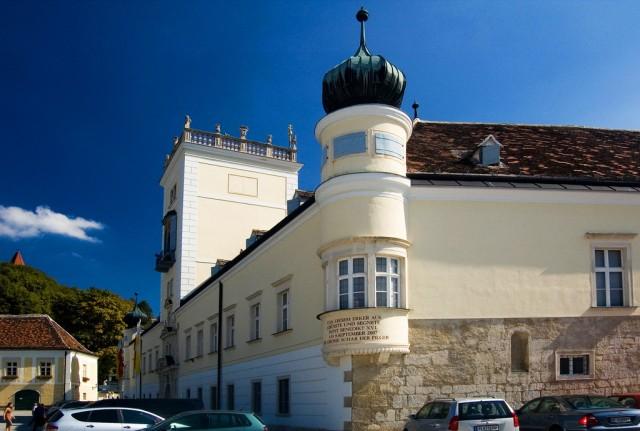 Монастырь Хайлигенкройц (Stift Heiligenkreuz)