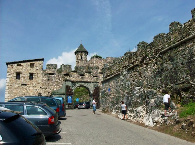 Замок Ландскрон