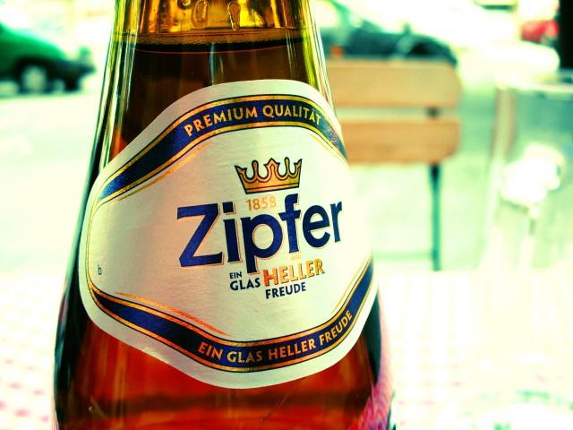 Пиво Zipfer