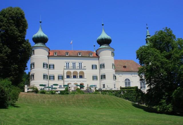 Замок Артштеттен (Schloss Artstetten)