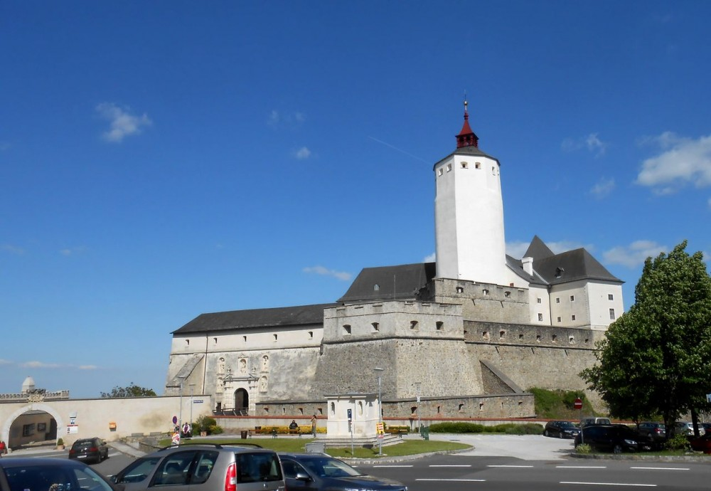 Замок Форхтенштайн