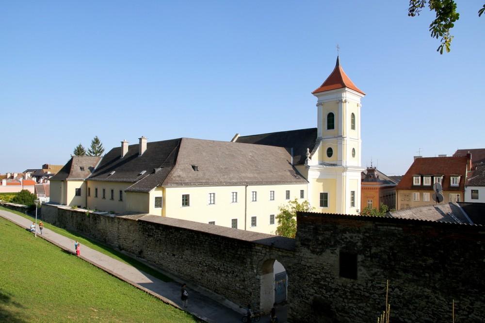 Монастырь в Айзенштадта