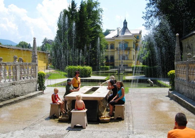 В Зальцбург с детьми на неделю