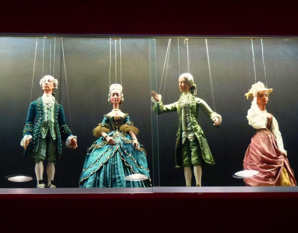 Зальцбургский кукольный театр