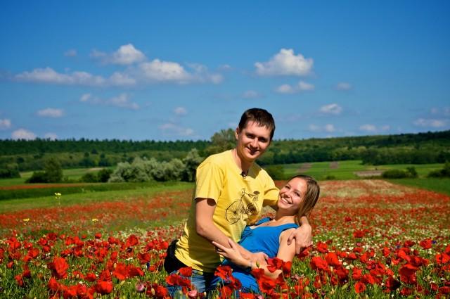 Мы с Леной в Бургенланде