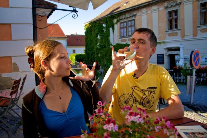 Пробуем австрийское вино