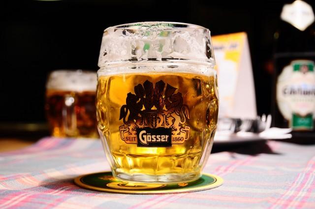 Gösser – популярная  австрийская марка пива