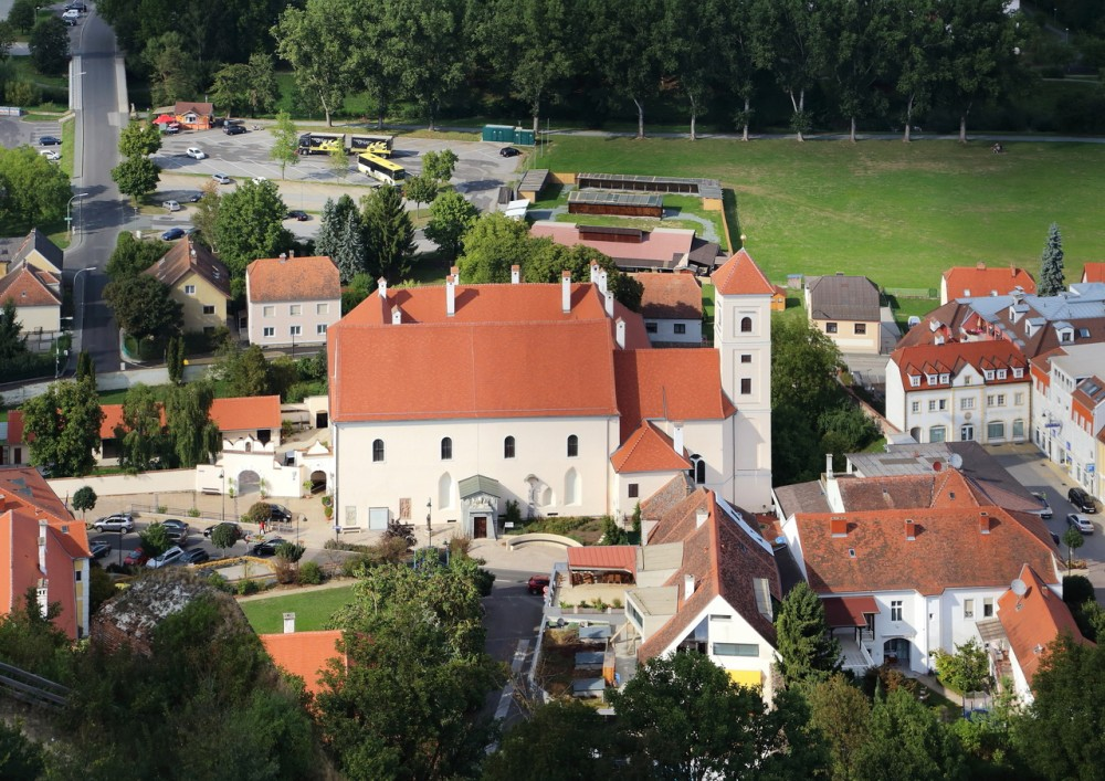 Францисканский монастырь в Гюссинге