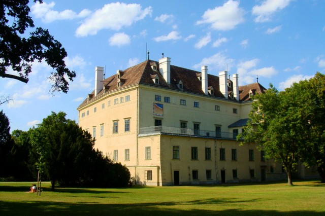 Старый дворец Лаксенбург
