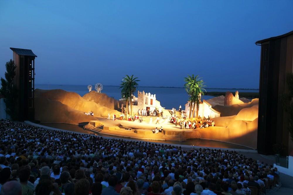 Музыкальный фестиваль в Мёрбиш-ам-Зе