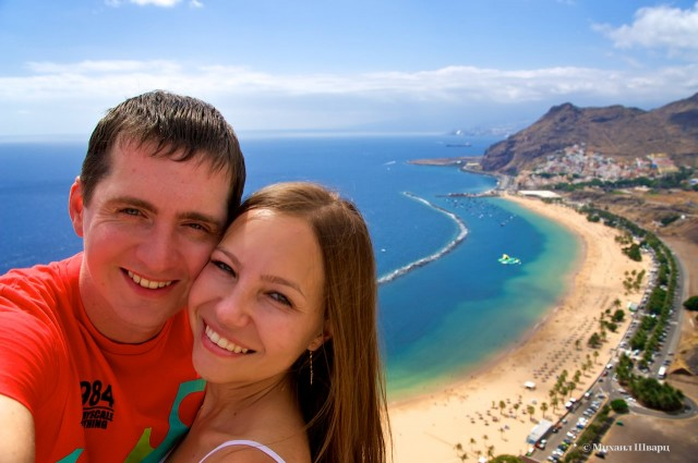 Тенерифе – остров-сказка