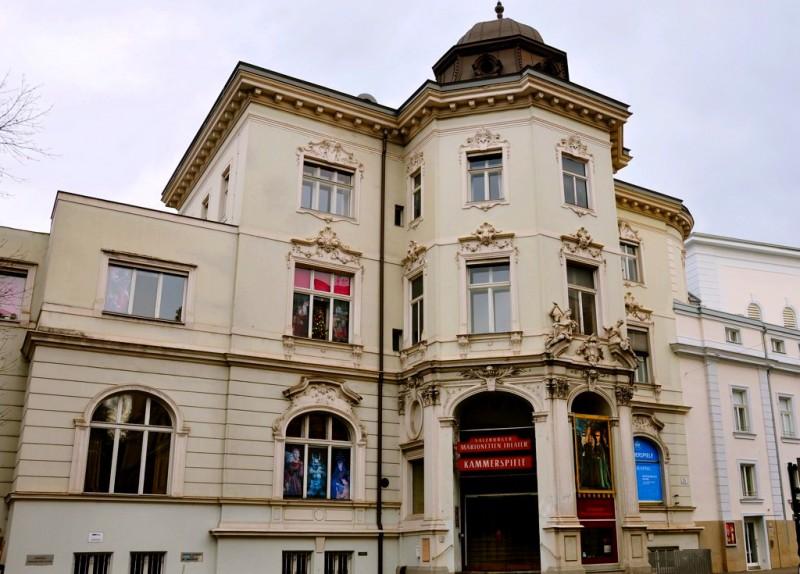 Зальцбургский театр марионеток – «кукольная опера» со столетней историей