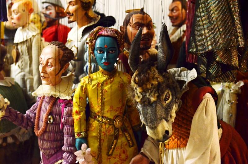 Зальцбургский театр марионеток (Salzburger Marionettentheater)