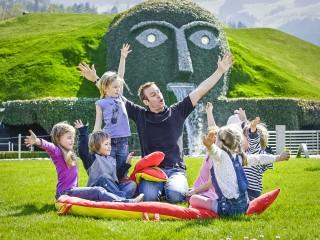 В Инсбрук с детьми
