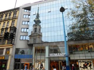 Марияхильферштрассе — проспект магазинов