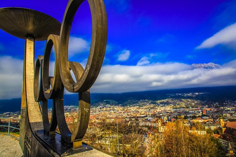 Инсбрук - город трех олимпиад