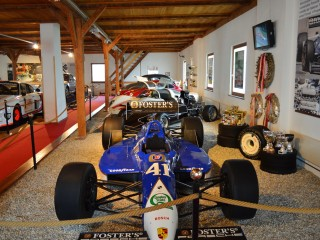 Музей Порше в Гмюнде