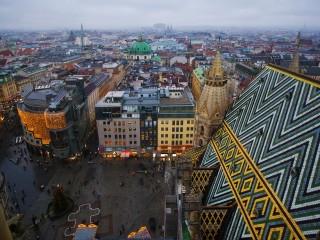 10 лучших смотровых площадок Вены