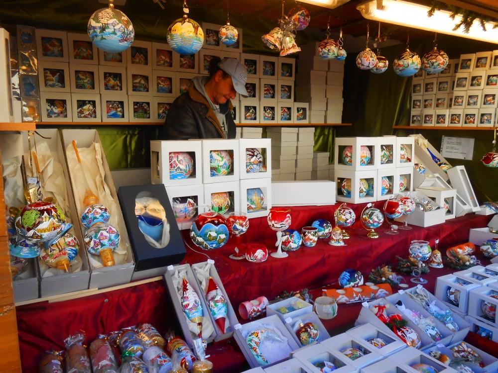 Рождественские базары