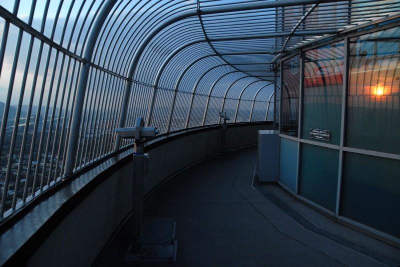 Смотровая площадка Дунайской башни