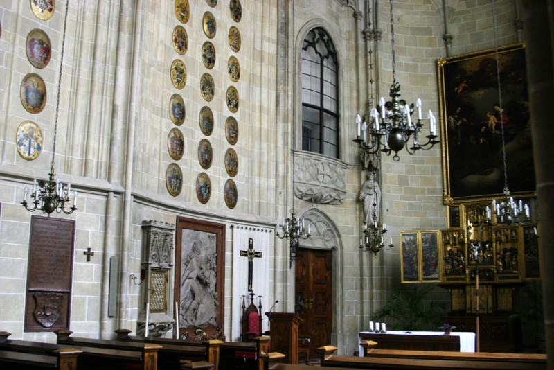 Церковь Тевтонского ордена (Deutschordenskirche)