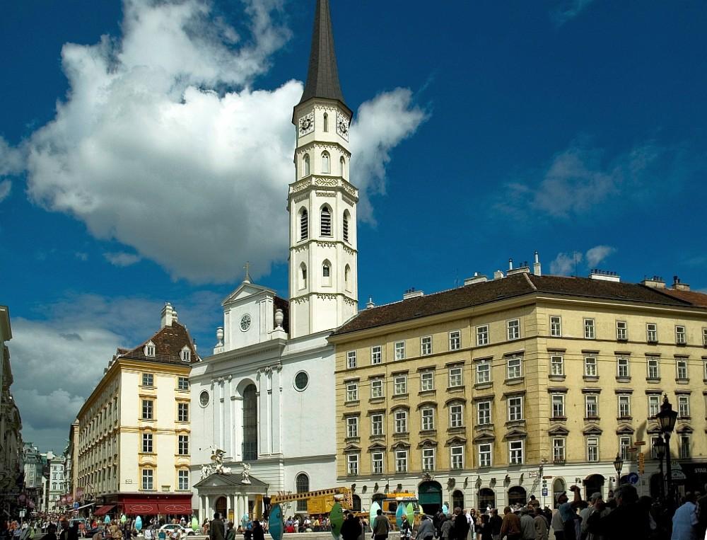 Церковь Архангела Михаила (Michaeierkirche)