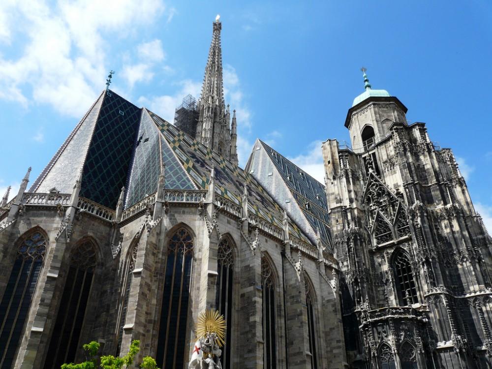 Собор Святого Стефана в Вене (Stephansdom)