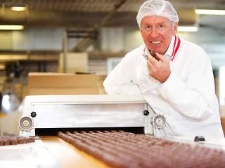 Шоколадная фабрика Хайндл