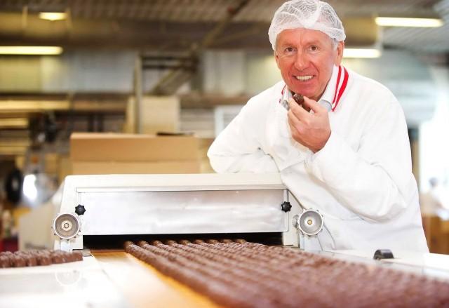 Экскурсия на шоколадную фабрику «Хайндл»