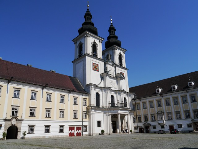 Церковь монастыря Кремсмюнстер