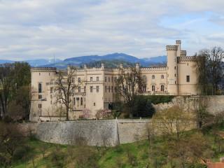 Замок Вольфсберг