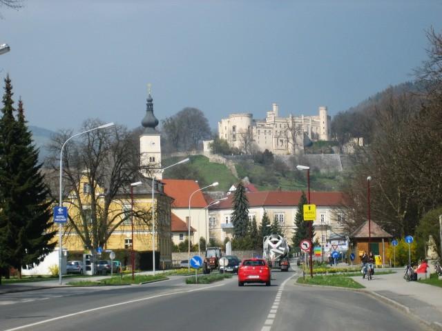 Замок Вольфсберг - символ города