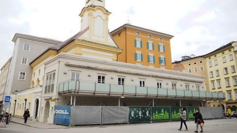 Бывшее кафе Куранты, а теперь Музей Рождества