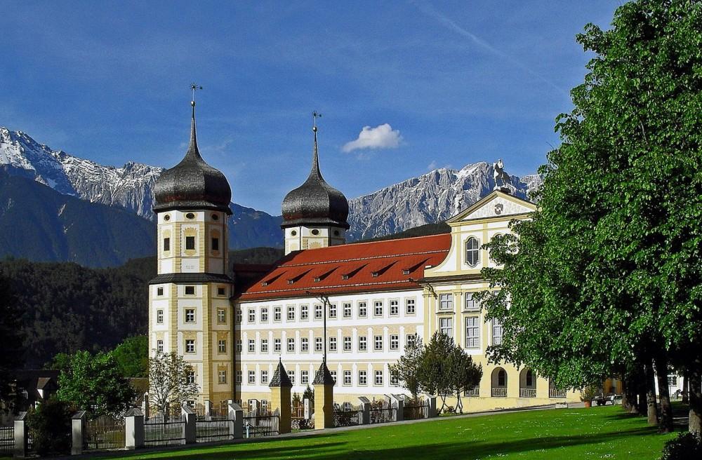 Монастырь Штамс (Stift Stams)