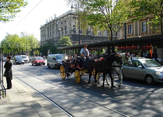 Улице Рингштрассе 150-лет